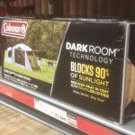 2018年コールマンの新型テントで夏のキャンプが快適に!