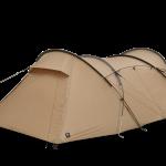 ゼインアーツのアウトドア新型テントのロガ4が予約開始中♪